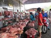 TP HCM phát hiện nhiều mẫu rau, thịt, thủy sản chứa chất cấm