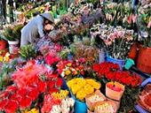 Top 6 chợ hoa nổi tiếng Hà Nội dịp tết Nguyên đán 2017