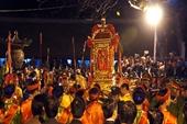 Cấm các nghi lễ có tính chất phản cảm, bạo lực trong lễ hội