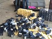 Bắt giữ và khởi tố nhiều vụ vận chuyển hàng hóa nhập lậu