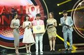Jang Mi bất ngờ lội ngược dòng giành chiến thắng tại Nhạc Hội Song Ca