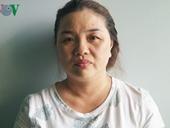 Bắt người phụ nữ sau 8 năm bị truy nã vì lừa tiền tỷ