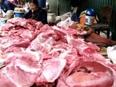 Ngân hàng Thế giới 30-40 mẫu thịt lợn Việt Nam nhiễm khuẩn salmonella