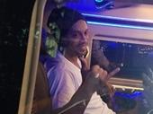 Cựu danh thủ Ronaldinho có mặt tại TPHCM