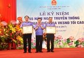Kỷ niệm 55 năm Ngày truyền thống Cơ quan điều tra VKSND tối cao