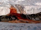 Giải mã bí ẩn về Thác Máu tại Nam Cực sau hàng trăm năm