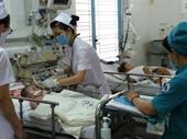 Bệnh sốt xuất huyết tăng theo tay chân miệng