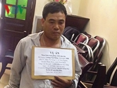 Bắt đối tượng vận chuyển 1 600 viên ma túy từ Lào về Việt Nam