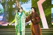 Trịnh Tuấn Vỹ khóc nức nở trên sân khấu Sao Nối Ngôi