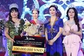 Nguyễn Bảo Ngọc đăng quang Hoa khôi Duyên Dáng Doanh Nhân Việt 2017