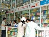 Cần khắc phục tình trạng bán thuốc không theo đơn
