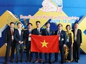 Bộ trưởng Giáo dục gửi thư khen đoàn Việt Nam dự thi Olympic quốc tế