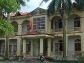 Tổ chức đánh bạc ngay tại trụ sở, Bí thư, Chủ tịch cùng 4 cán bộ xã bị bắt giam
