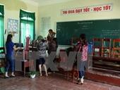 Quảng Trị cho học sinh nghỉ học từ chiều 14 9 do bão số 10
