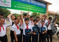 Học bổng cô giáo Nhế 13 năm chắp cánh ước mơ cho trẻ em nghèo